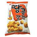 韓国伝統の「韓菓」★ピーナッツと水飴のサクサク甘〜いお菓子/オリオン タンコンガンジョン 88g