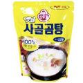牛の足をじっくり煮込んでできたスープ,オトゥギ・サゴルコムタン/韓国スープ/500gr