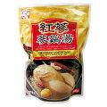 【韓国伝統健康食品】鶏一羽食べる韓国伝統スタミナ料理☆!疲労回復に最適★ファイン 紅参参鶏湯 1kg