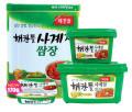 お肉巻き巻きの日に欠かせない韓国味噌!サムジャン/ヘチャンドル