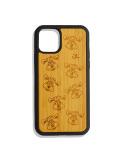 ilu098,iPhoneケース,沖縄,キーホルダー,おきなわ,アイル,沖縄土産,あいる,kibacoworks,木iphoneケース,