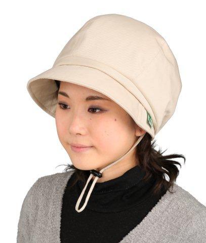 【訳あり】頭保護帽子 つまづきや転倒から頭をガードおしゃれ保護帽子【おでかけヘッドガード】:KM-1000Gキャスケットタイプ