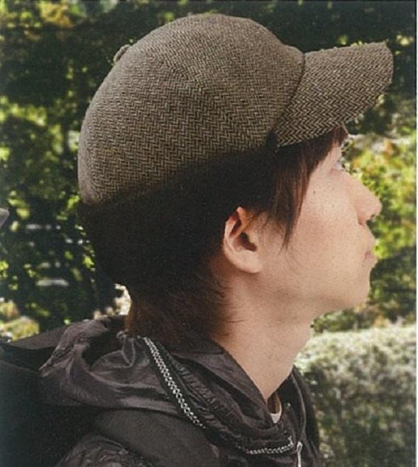 頭保護帽子 つまづきや転倒から頭をガードおしゃれ保護帽子【おでかけヘッドガード】:KM-1000Jオスローキャップタイプ
