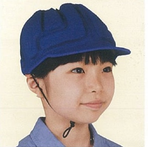 頭保護帽子 つまずきや転倒から頭をガードおしゃれ保護帽子【おでかけヘッドガード】:KM-2000(アクティ/ライト タイプ)【スポーツ用】