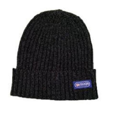 【OUTDOOR】ダブルワッチ リブ編み ニット帽子590-102 日本製 男女兼用 アウトドア定番のトレンドニット