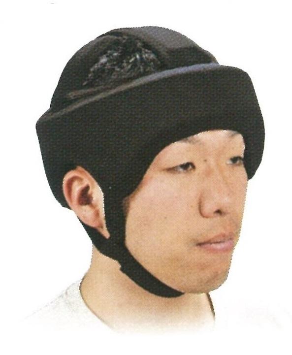 頭保護帽 つまずきや転倒から頭をガード保護帽【ヘッドガード フィット】:KM-30