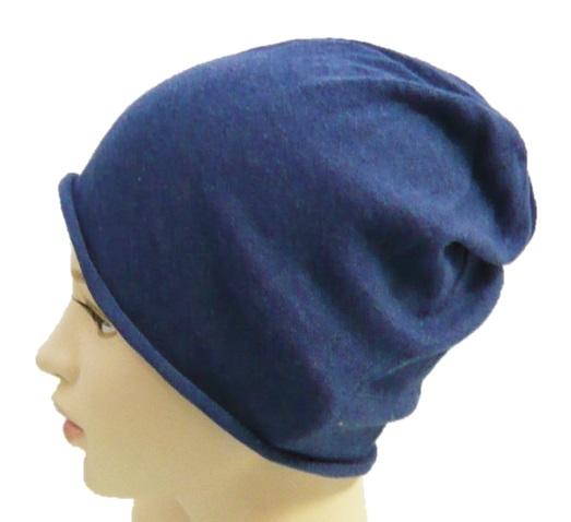 医療用室内帽子 ホールガーメント製法TioTioキャップ 抗がん剤副作用脱毛対策・手術後用ケア帽子・抗がん剤治療医療用帽子
