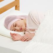シルク混おやすみヘアキャップ ピンク ヘアキャップ シルク ナイトキャップ 就寝用帽子 室内用 寝癖防止