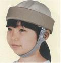 頭保護帽子 つまずきや転倒から頭をガードおしゃれ保護帽子【おでかけヘッドガード】:KM-1000A(ロールタイプタイプ)
