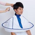 おうちでの ヘアカット ケープ (大人 子供 兼用)散髪ケープ 散髪セット ヘアカット 散髪用品