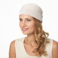 カナダ・パークハースト社メディカル帽子【ユメミル医療帽子】綿100% 医療用帽子  #30535トップシームレス 抗がん剤脱毛対策