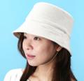 頭保護帽子 つまづきや転倒から頭をガードおしゃれ保護帽子【おでかけヘッドガード】:KM-1000Dクローシュタイプ