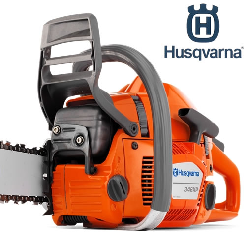 【Husqvarna】チェンソー 346 XP New edition