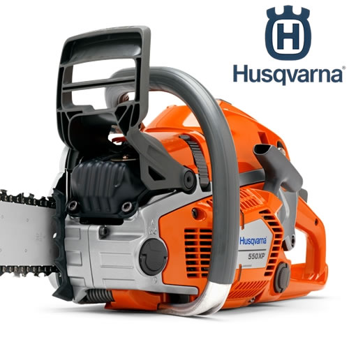 【Husqvarna】チェンソー 550 XP(45cm)RT/72コマ