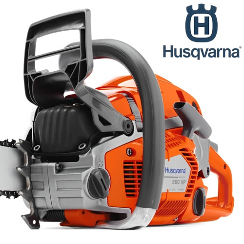 【Husqvarna】チェンソー 560 XP(45cm)RT/72コマ