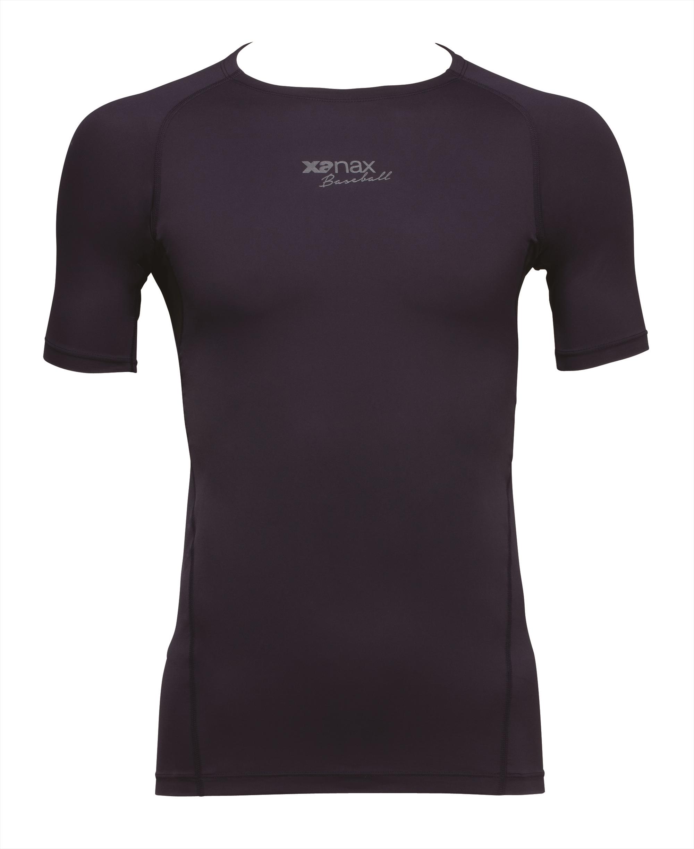 Xanax ザナックス コンプリートアンダーシャツ ローネック半袖 夏用アンダーシャツ BUS-861