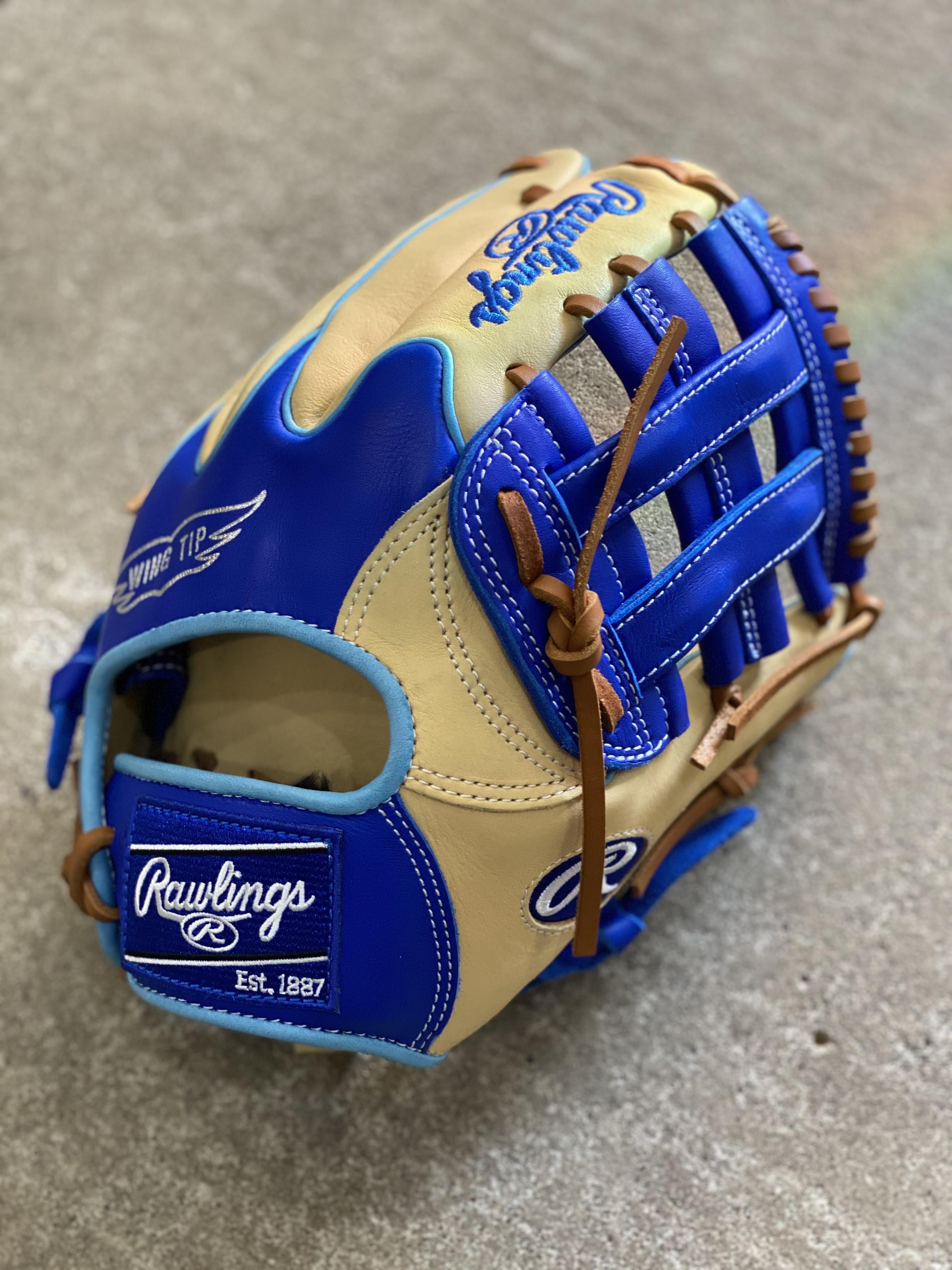 【送料無料】 ローリングス RAWLINGS 軟式 HOH MLB カラーシンク  内野手用  サイズ 11.25インチ