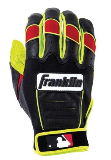 送料無料! フランクリンFranklin CFX Pro Revolt バッティング手袋 両手売り