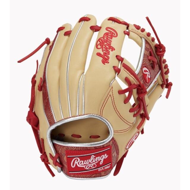 【送料無料】 ローリングス RAWLINGS 軟式 HOH® PAISLEY  内野手用  サイズ 11.25インチ