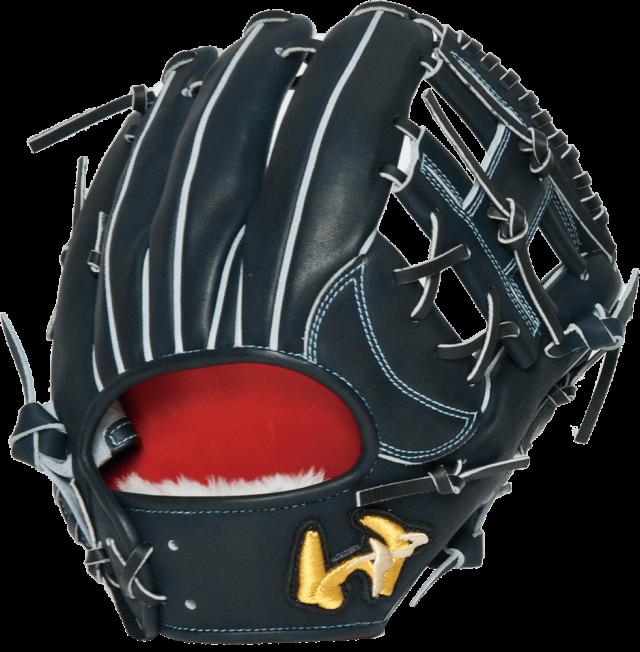 【型付け・送料無料】ワールドペガサス 軟式 グランドペガサス TOP 内野手用右投げ