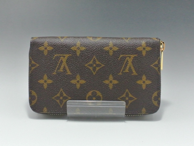LOUIS VUITTON(ルイ・ヴィトン)/ジッピー・コンパクト ウォレットNM/M61440【新品】