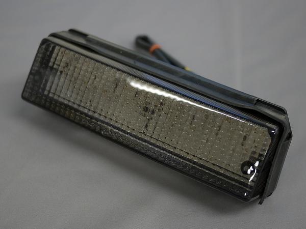 GPZ900R GPZ750R用 LEDテールランプ スモークレンズ ニンジャ  ナンバー灯付き