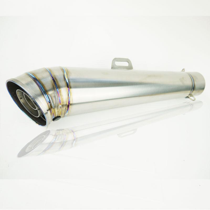 GPスタイルサイレンサー マフラー チタン製 60.5パイ