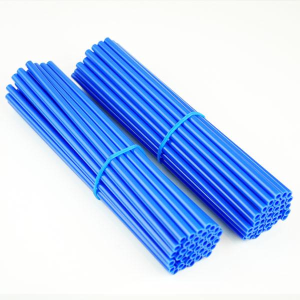 スポークスキン ラップ 21.5cm×76本入り ブルー 青