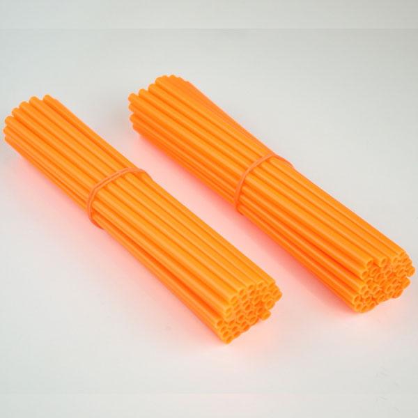 スポークスキン ラップ 21.5cm×76本入り 蛍光オレンジ