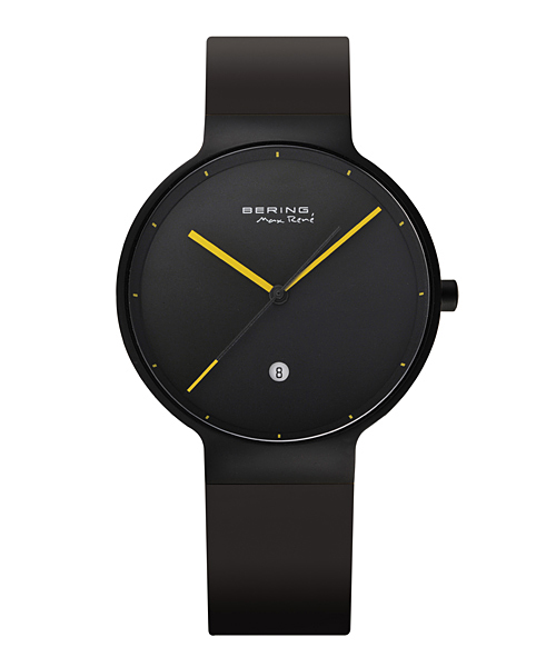 BERING腕時計 ベーリングリストウォッチ  メンズ  Ultra Slim Titanium MaxRene12639-827