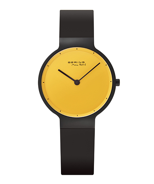 BERING腕時計 ベーリングリストウォッチ  レディース  Ultra Slim Titanium MaxRene12631-827