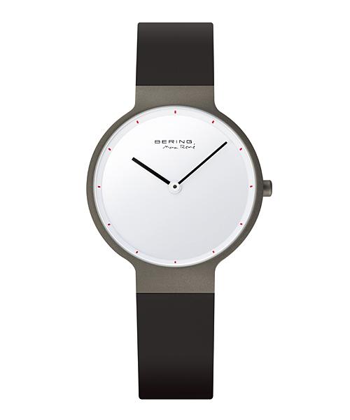 BERING腕時計 ベーリングリストウォッチ  レディース  Ultra Slim Titanium MaxRene12631-874