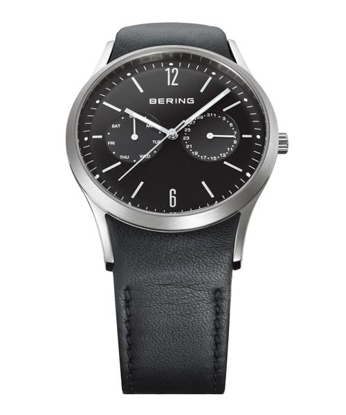 BERING腕時計 ベーリングリストウォッチ メンズ Classic Calf Leather 11839-402
