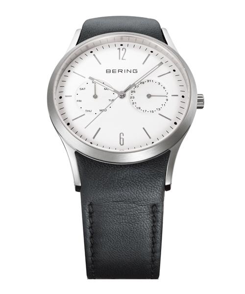 BERING腕時計 ベーリングリストウォッチ メンズ Classic Calf Leather 11839-404