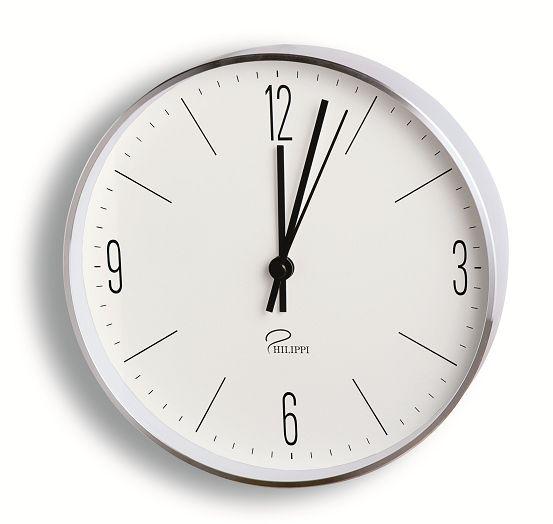 スタイリッシュでシンプルな掛け時計SIMPLE Philippi 183001
