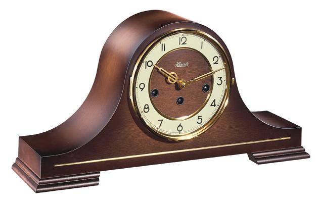 アンティーク調でお洒落!ヘルムレ置時計 HERMLE置き時計  報時  21092-032114
