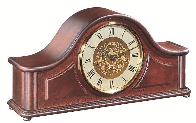 アンティーク調でお洒落な機械式報時置き時計!ヘルムレ(HERMLE)報時置き時計   21142-070340