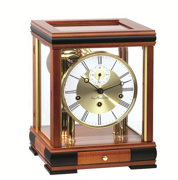 エレガントでお洒落な機械式報時置き時計!ヘルムレ(HERMLE)報時置き時計   22998-160352