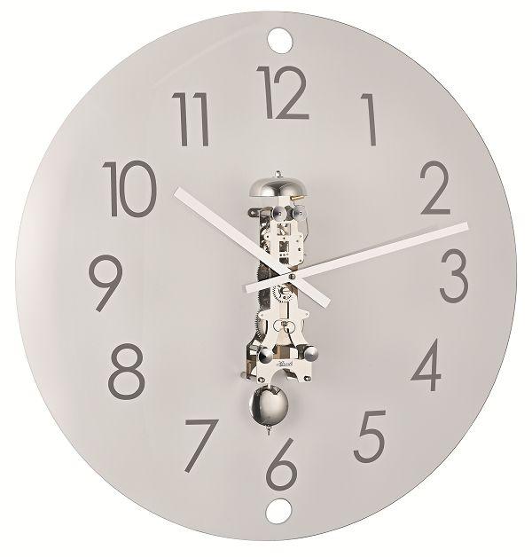 ヘルムレ(HERMLE)機械式掛け時計 30906-000791 スケルトンムーブメント