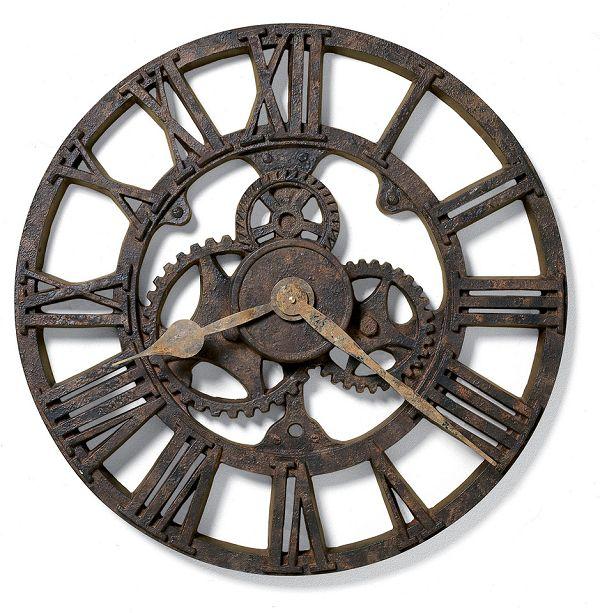 アンティーク調でお洒落!ハワード・ミラーHoward Miller社製掛け時計 Allentown  625-275