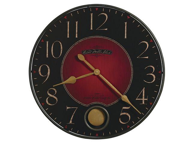 アンティーク調でお洒落!ハワード・ミラーHoward Miller社製振り子掛け時計 Harmon 625-374