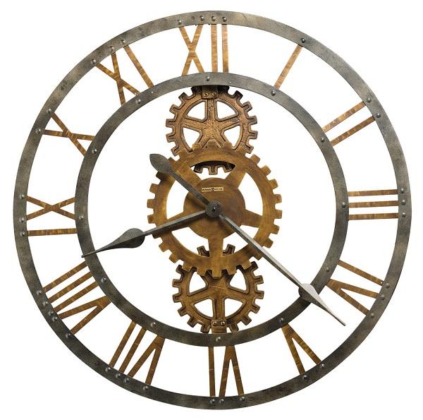 アンティーク調でお洒落!ハワード・ミラーHoward Miller社製掛け時計 Crosby  625-517