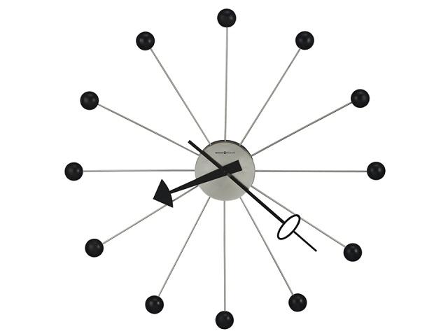 レトロ調でお洒落なボールクロク!ハワード・ミラーHoward Miller社製掛け時計 Ball Clock2  625-527