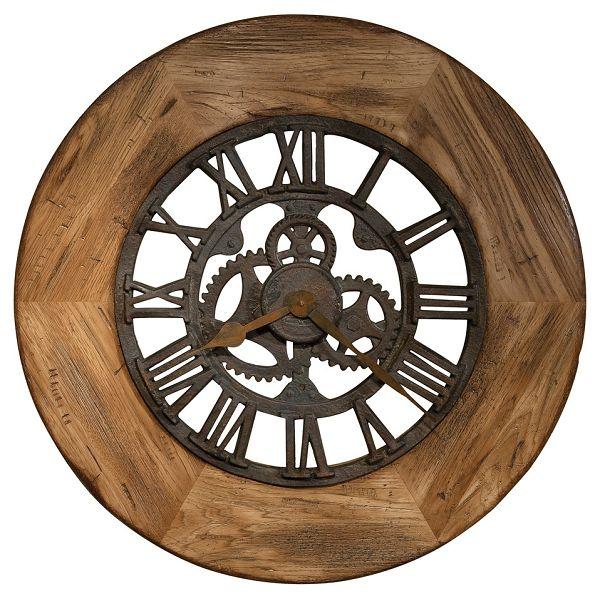 アンティーク調でお洒落!ハワード・ミラーHoward Miller社製掛け時計 Georgian  625-528