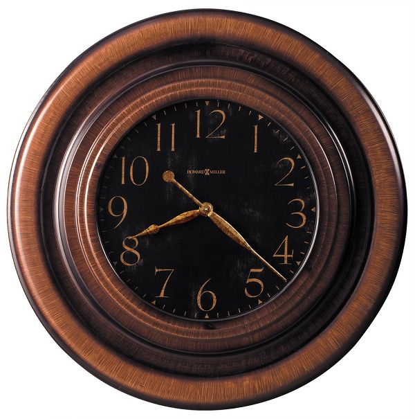 アンティーク調でお洒落!ハワード・ミラーHoward Miller社製掛け時計 Rockwell  625-538