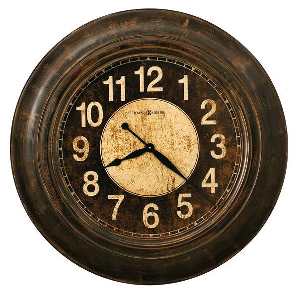 アンティーク調でお洒落!ハワード・ミラーHoward Miller社製掛け時計 Bozeman  625-545