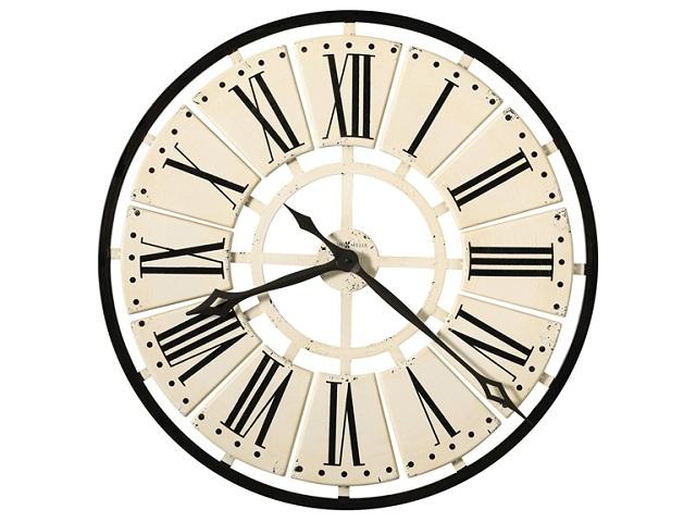 アンティーク調でお洒落!ハワード・ミラーHoward Miller社製掛け時計 Pierre  625-546
