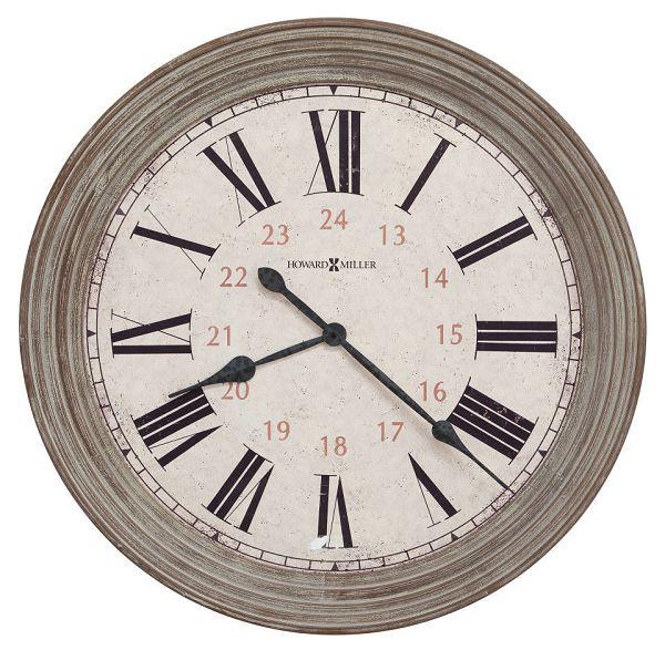 アンティーク調でお洒落!ハワード・ミラーHoward Miller社製掛け時計 Nesto 625-626