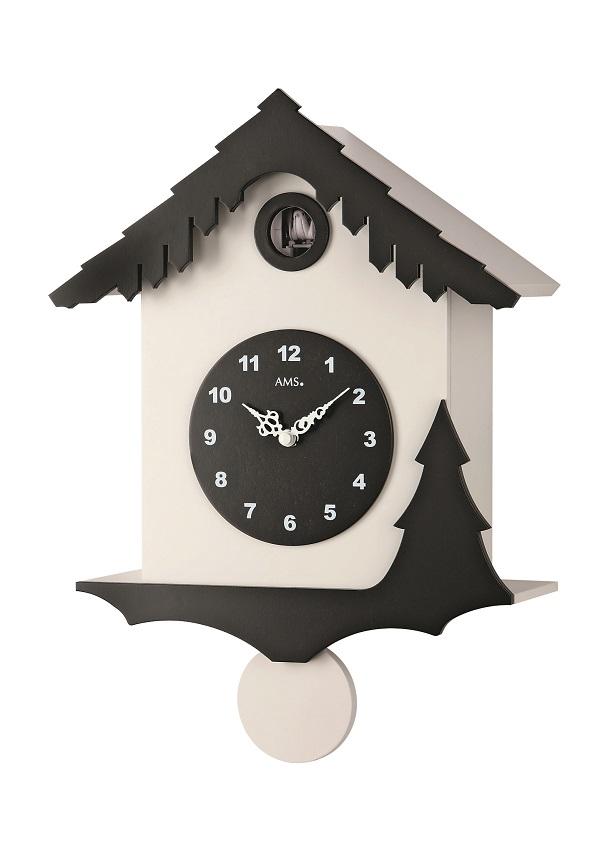 AMS 鳩時計 カッコークロック AMS アームス掛け時計 7391