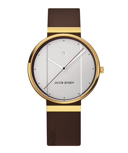 JACOB JENSEN腕時計 メンズリストウォッチ New  JJ758   ヤコブイェンセン腕時計